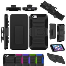 """New Holster Shell Case Cover Belt Clip with Kick-Stand + Film for 4.7"""" iPhone 6"""