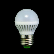 E27 2W LED Lamp Bulb White Warm Light Bright Energy Saving AC85V-260V For Home