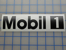 "Mobil 1 Decal Sticker 5.5"" 7.5"" 11"" Oil Synthetic 5w20 5w30 0w20 10w30 Filter"