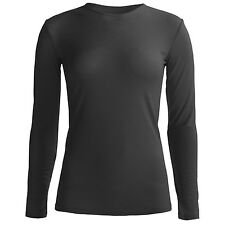 Worldwide Shipping Icebreaker Siren Crewe Bodyfit 150 Baselayer Women Mario Wool