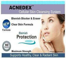 Clear Skin Pills Spots Scars Strong Oily Pore Cleanser Detox Better Complexion