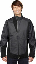 North End Sport Men's Three Layer Light Bonded Twotone Soft Shell Jacket. 88686