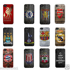 Football Club Phone Case for iPhone 4/4s,5/5S And Samsung S3,S4 CHEAPEST on eBAY