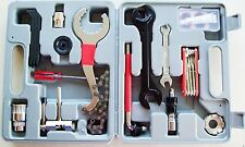 29pc Mountain Bike Bicycle Cycle Maintenance Repair Tool Kit SHIMANO REMOVER