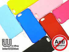New Anti-Fingerprint Dust Proof Hard Cover Case For Apple iPhone 6 6S PLUS 5.5 A
