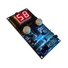 Digital Programmable Countdown Timer - Dual LED display