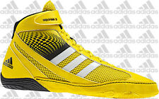 Adidas Response 3.1 Men's Wrestling Shoes, Yellow/Black/White, M18789