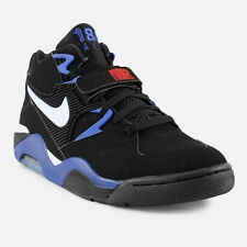 Nike Men's New Air Force 180 Black White Royal Blue 310095 011