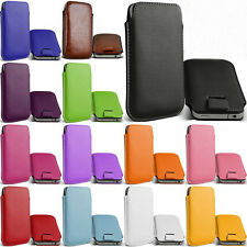 for philips s308 Leather case Pouch Phone Bags Cell Phone Cases