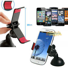Car Windshield Suction Cup Universal Mount Rotating Stand Holder For Phones GPS