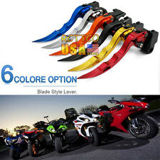 US Ship 1 Pair Blade Style Brake Clutch levers For BUELL XB9 all models 2003-09