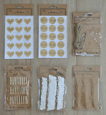Mini garlands pegs bunting great for weddings craft decorations Christmas gifts