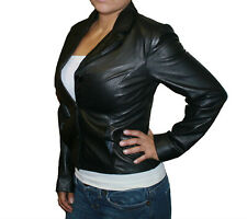 Women Genuine Lamb Leather Jackets Nice Fit SPECIAL PRICE $69.99