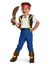 Deluxe Jake Kids Costume from Disney's Jake and the Neverland Pirates