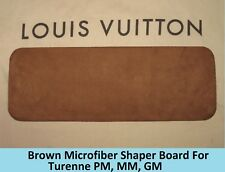 Brown Base Shaper Liner that fit the Louis Vuitton Turenne Bag