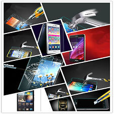 Premium Real Tempered Glass Screen Protector Film Guard for Lenovo Huawei Phone