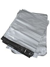 Mailing Bags All Sizes Strong Grey Postal Sacks Plastic Envelopes Pack Postage