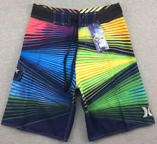 Hurley Mens Surf Board Shorts Beach Swimming Trunks Casual Shorts Size 30-34-38