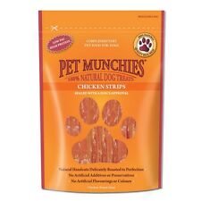 Pet Munchies 100% Natural Real Meat Low Fat Dog Treats