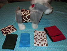 Male Dog BELLY BAND / DIAPER / WRAP ~ EXTRA PADDING ~ Waist Size from 7 - 30""