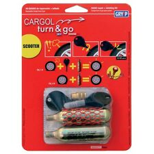 Cargol Turn + Go Motorcycle Puncture Repair Kit 2