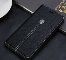 Luxury Magnetic Flip Cover Stand Wallet Leather Case For Apple iPhone 5 5G 5S