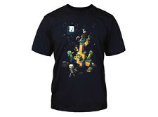 Official Minecraft Tight Spot T-Shirt 100% Licenced and Genuine FREE UK P&P