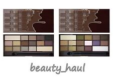 MAKEUP REVOLUTION I Heart Makeup Chocolate Bar Palettes *Too Faced Dupe*!!! NEW