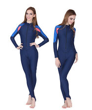 New Women's Full Scuba & Snorkeling Suit Jumpsuit Diving Suit Dive Skin
