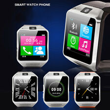 GV08 Bluetooth Smart Wrist Watch Touch Screen with Camera For Android Cell Phone