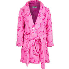 Hello Kitty Bath Robe for Girls 3 to 8 Years | Pink