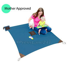 Monkey Mat - Conveniently Sized Parasheet Travel Blanket for Baby / Toddler