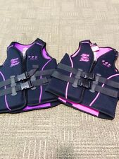 LADIES MOOMBA SSS BOUYANCY VEST BUOYANCY JACKET PFD 3 BRAND NEW