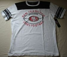 '47 Brand NFL Men's San Francisco 49ers Vintage Style T-Shirt New