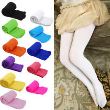 New Chic Cute Girls Kids Toddlers Footed Stockings Leggings Opaque Ballet Dance
