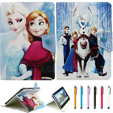"Universal Frozen Folio PU Leather Case Cover for 9.7 10 10.1"" inch Tablet PC"