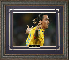 Zlatan Ibrahimovic Sweden Framed Photo