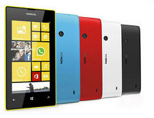 NEW NOKIA LUMIA 520 8GB UNLOCKED – WINDOWS PHONE 8 – BLUETOOTH – FREE SHIPPING