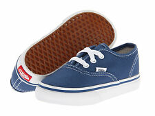 Toddler Vans Authentic VN-0ED9NVY Navy Blue 100% Authentic Brand New