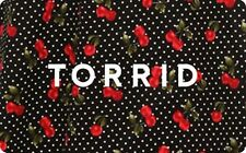 Torrid Gift card - $25 $50 $100 - Email delivery