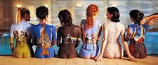 Pink Floyd Back Catalogue Album Multiple Size Canvas Wall Art Poster Print Music