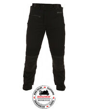 Weise ONYX WATERPROOF TEXTILE MOTORCYCLE TROUSERS CE ARMOUR *S, 3XL *SALE*