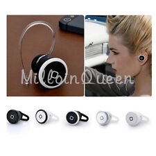 Mini Stereo Wireless Bluetooth Hands-Free Headset Earphone Headphone for iPhone