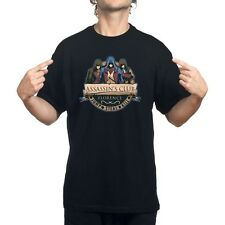 Assassin's Club of Florence creed T-shirt PR206