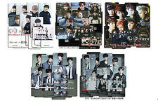BTS Bangtan Boys in-album card set autograph photocard EXO bap super junior