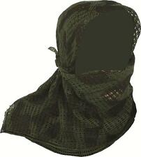 NEW Pro-Force Army Style 100% Cotton Mesh Net Scrim Snipers Face Veil or Scarf