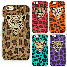 3D Deluxe Bling Villus Leopard Tiger Head Back Case For Apple iphone6 4.7 inches
