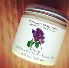 Natural Organic Body Butter & Facial Cream {LILAC} Dry Skin w/ Mulberry extract