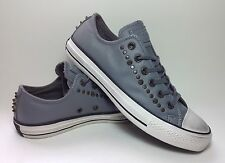 CONVERSE ALL STAR CT STUDDED OX Shoes, Brand new Keds Chuck Taylor, Gray Leather