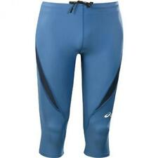 Tight Pants 3/4 Unisex Athletics Running ASICS MONACO blue T220Z6
